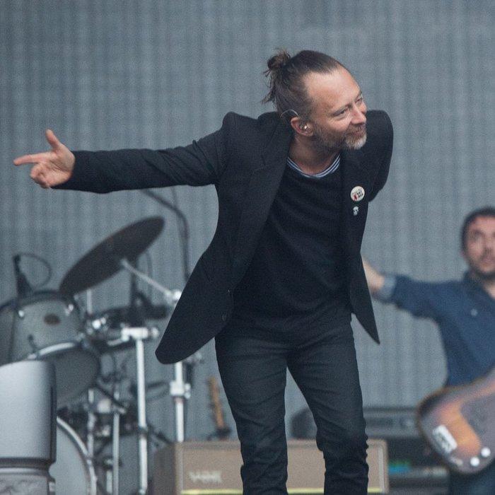 Radiohead, Thom Yorke, Hacking, Music