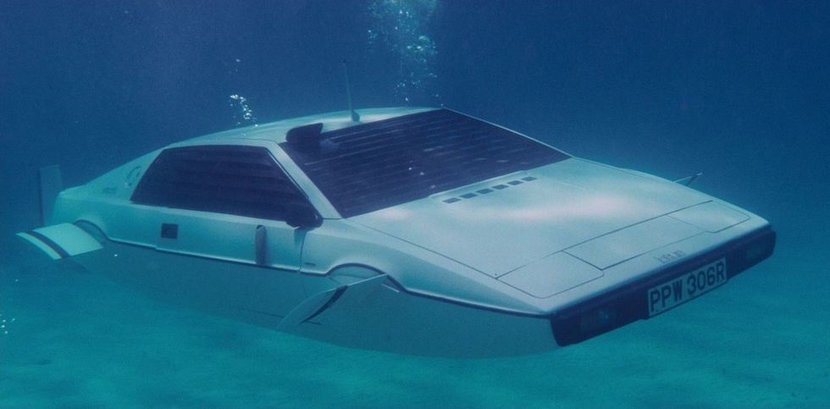Tesla, Elon musk, Submarine Car