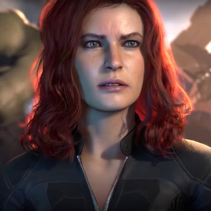 Marvel, Avengers, Video games