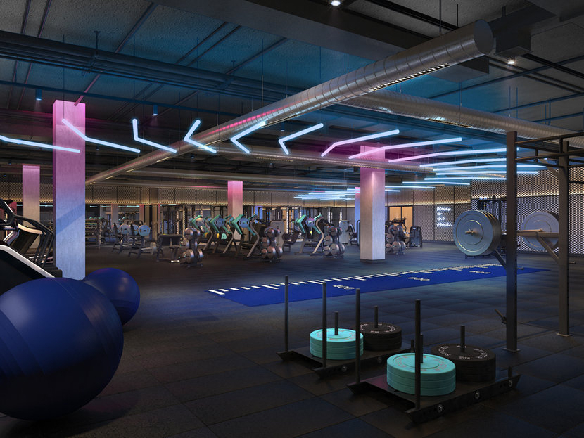 StudioRepublik, Fitness, Gym, Health