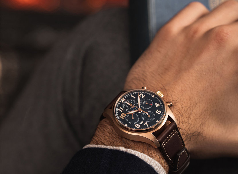 IWC, Watches, Chronograph, Perpetual Calendar, Charity