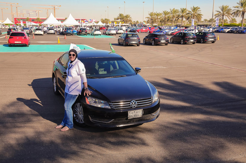 Saudi Arabia, Women, Driving