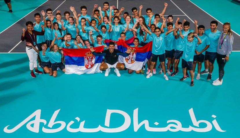 Mubadala, Tennis, Abu dhabi
