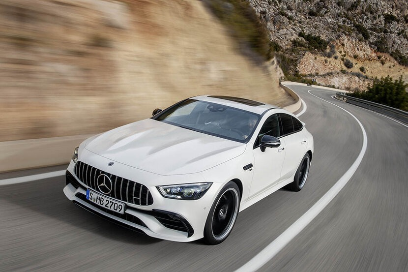 Mercedes, Mercedes-AMG GT 4-Door Coupé