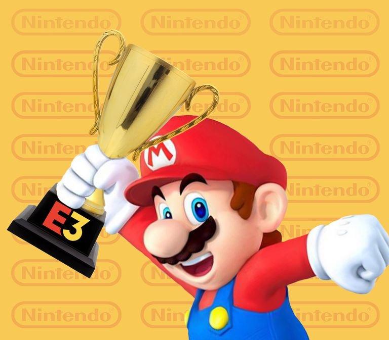 E3, Sony, Microsoft, Nintendo, EA, Ubisoft