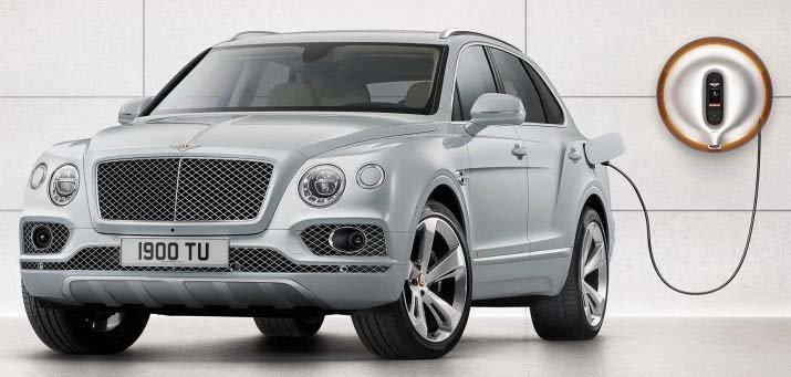 Bentley, Cars, Hybrids
