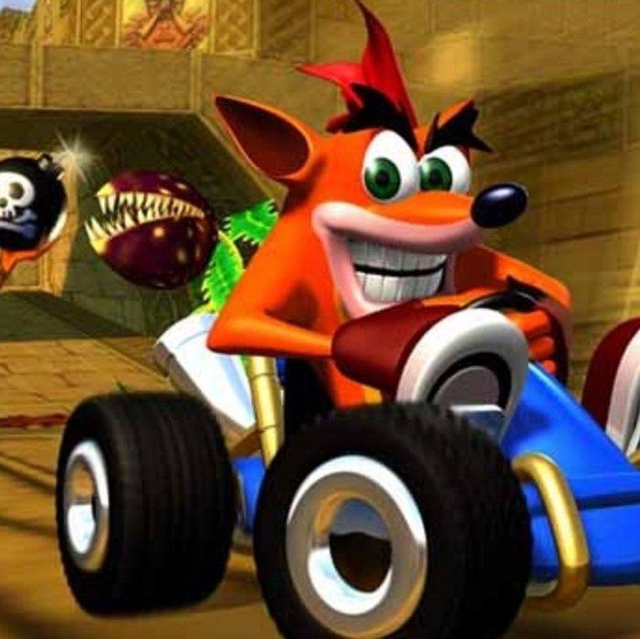 Video games, Crash Bandicoot