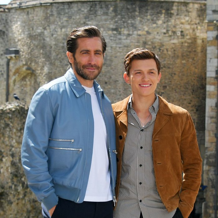 Tom Holland, Jake Gyllenhaal, Celebrity Style