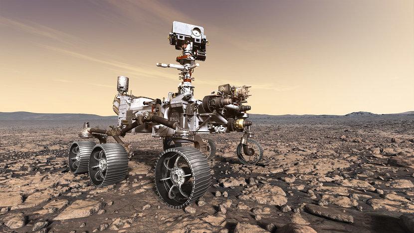 Nasa, Mars, Space