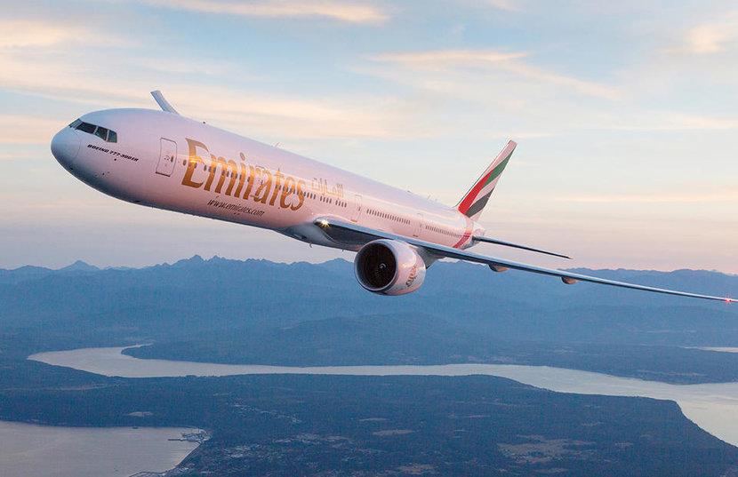 Emirates, Dubai, London