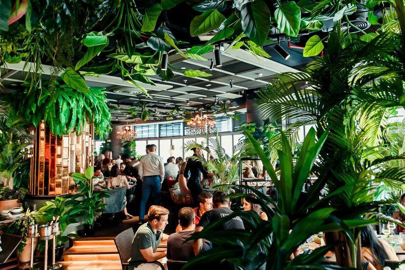 Mamazonia, Pier 7, Dubai, New restaurant, #review