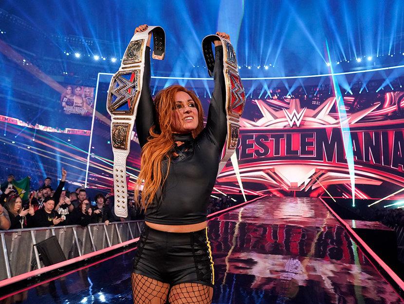 WWE, Wrestlemania
