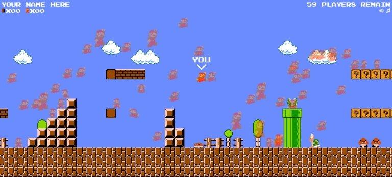 Mario Royale, Battle Royale, Fall Guys, Video games