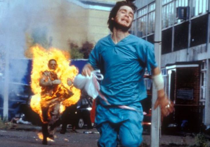 28 Days Later, Danny Boyle, Alex Garland, Cinema