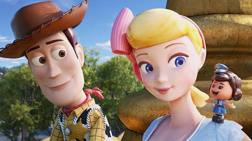 Toy Story 4, Cinema
