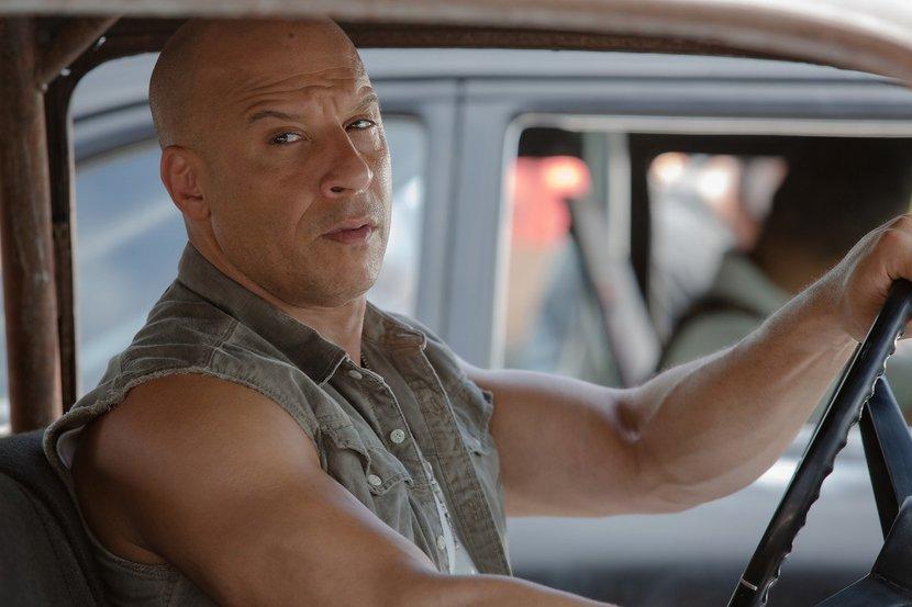 Vin Diesel, Fast & Furious, Cinema
