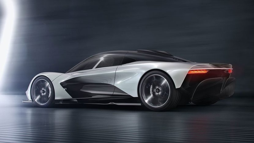 Aston Martin, James Bond, Valkyrie
