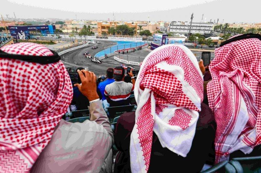 Saudi Arabia, Formula E