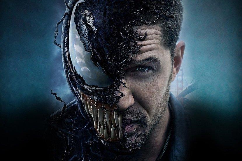 Cinema, Venom, Tom hardy