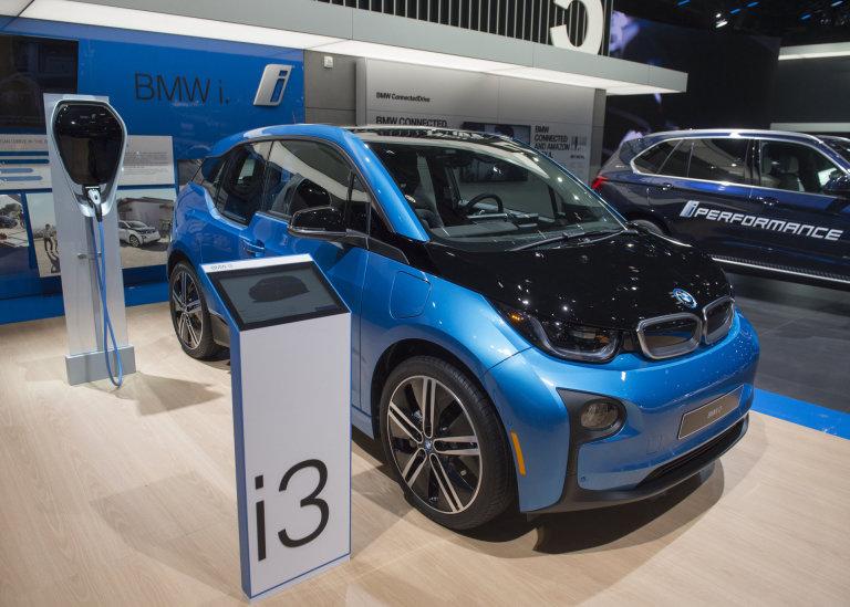 BMW, Cars, Electric cars
