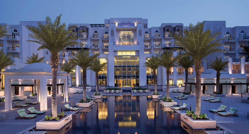 Infinity pools, Middle East, Hotels