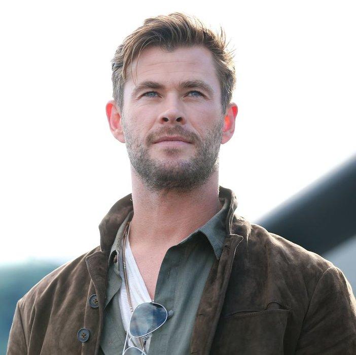 Chris Hemsworth, Celebrity Style