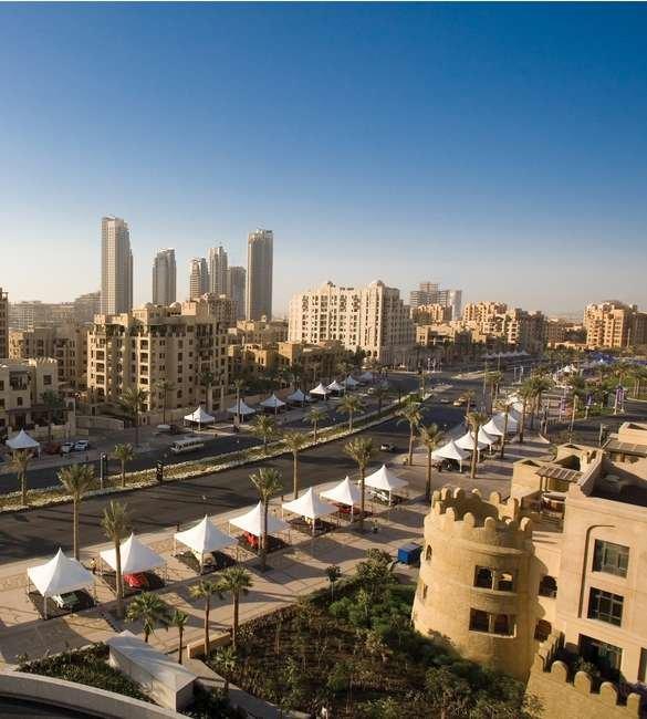 Dubai, Sheikh Mohammed, Housing