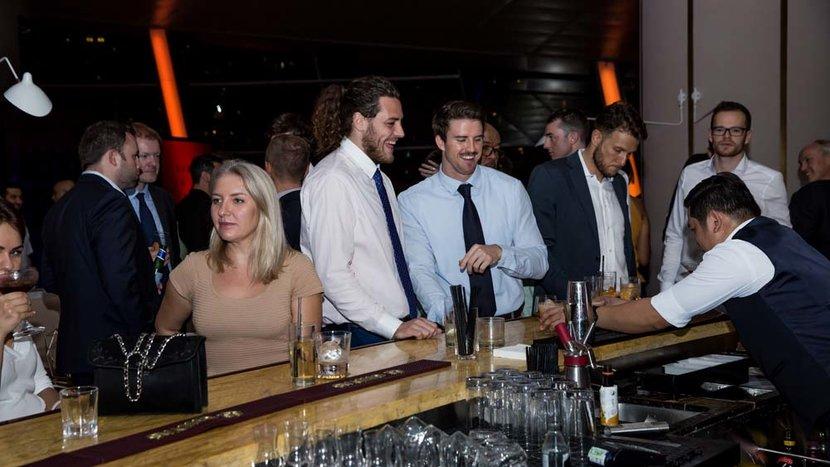 The Good Bartender, Chivas