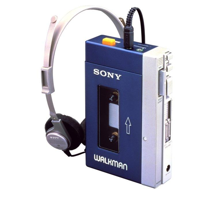 Sony Walkman, Portable Audio, Sony