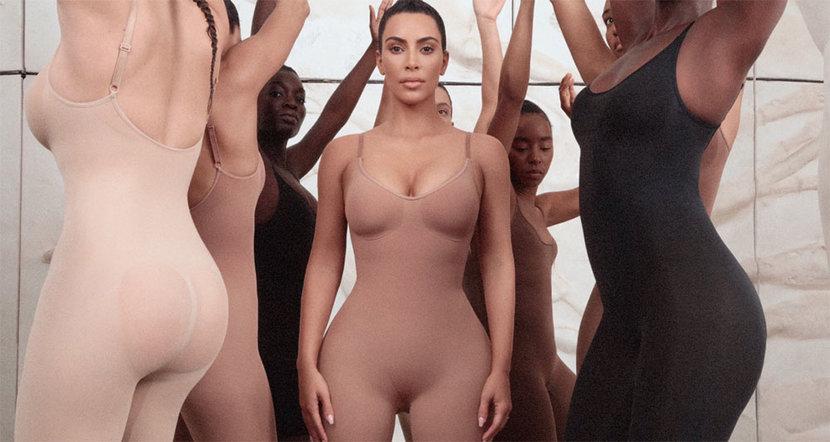 Kim Kardashian, Underwear, Kimono, Celebrity