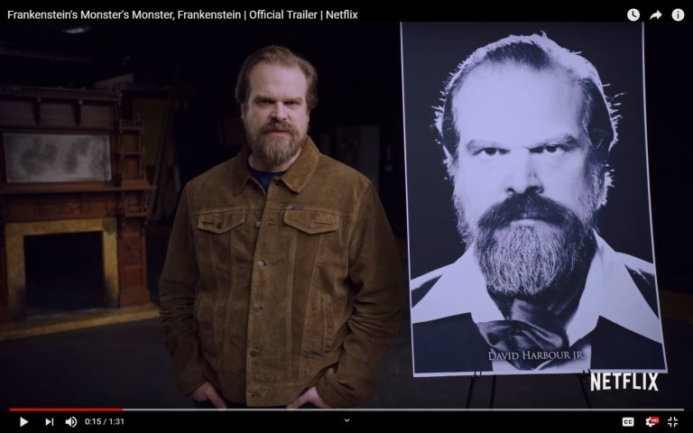 David Harbour, Stranger Things, Netflix