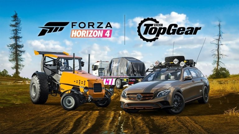 Forza 4, Xbox One, Microsoft, Top Gear, Videogames