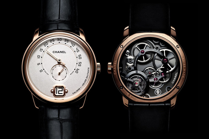 Chanel, Watches