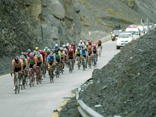 Tour de Khunjerab, Cycling, Pakistan