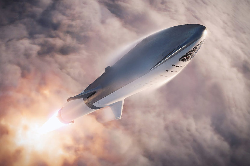 SpaceX, Starship
