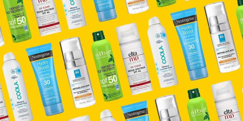 Sunscreen, How to wear it