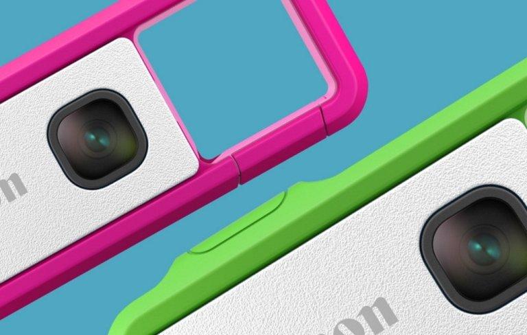 Canon, Ivy Rec, IndieGogo, Cameras