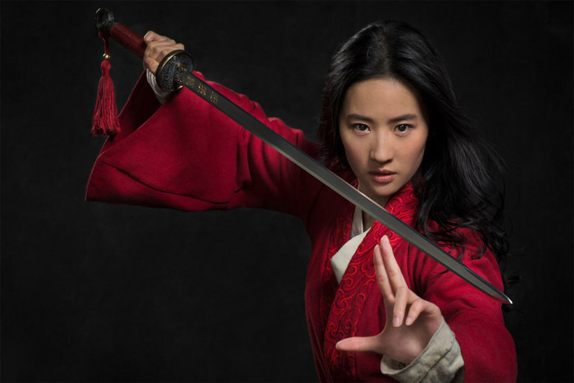 Mulan, Disney, Live action, Movies