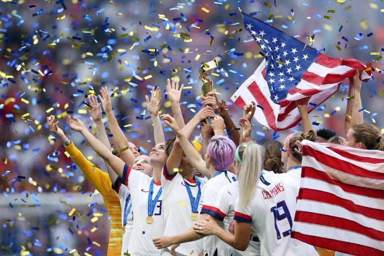 FIFA world cup, US Team, Football