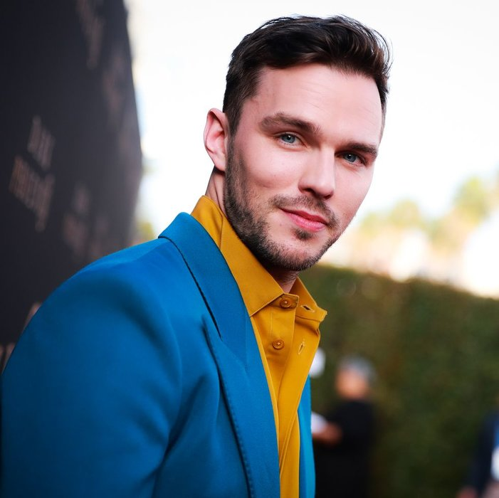Celebrity Style, Nicholas Hoult