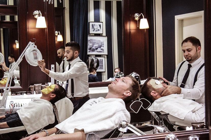 Barbershops in DUbai, Barbershops open in Dubai, Covid-19