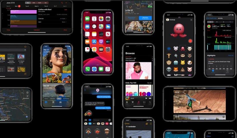 Apple, IOS 13