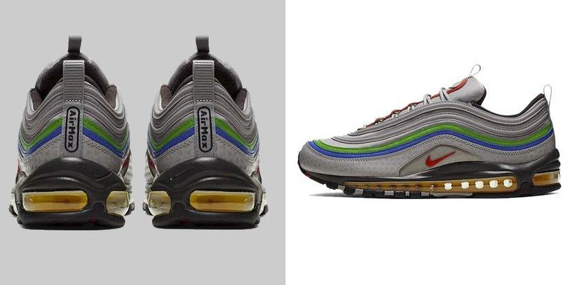 Nintendo, Nike, Air Max, Shoes