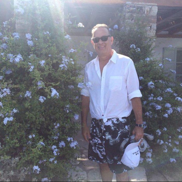 Tom Hanks, Celebrity, Coronavirus, Covid-19