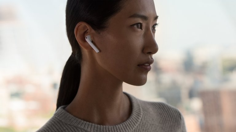 Apple, AirPods, Headphones