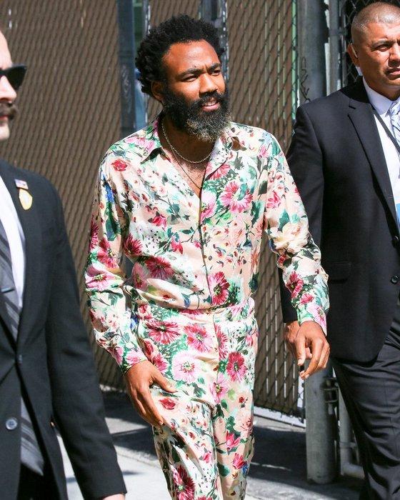 Celebrity Style, Donald Glover