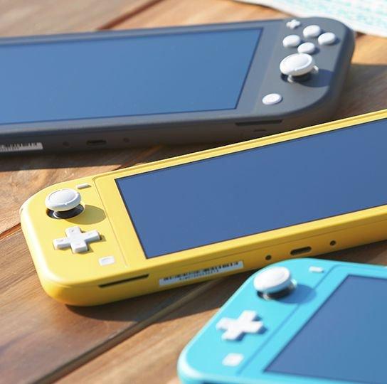 Nintendo Switch, Nintendo Switch Lite