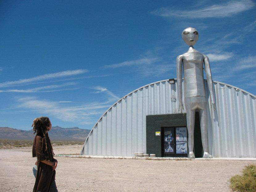 Petition, Area 51, Aliens