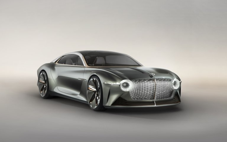 Bentley, Concept cars, Cars