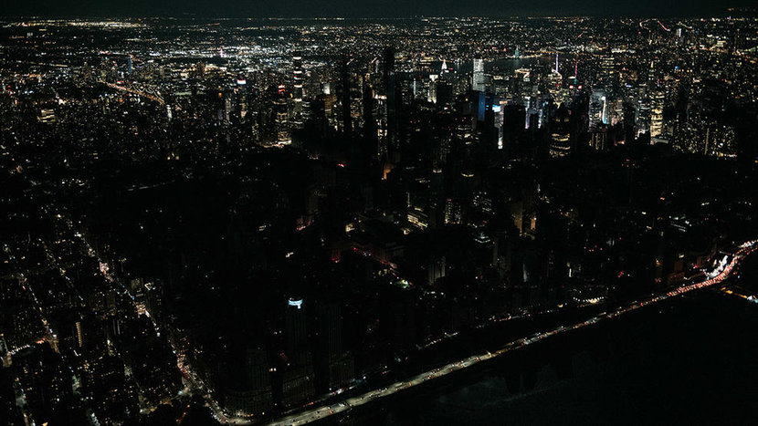New york, Blackout, Power Outage
